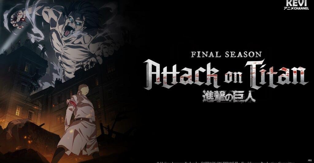 Attack On Titan Season 4 Part 2 Release Date
