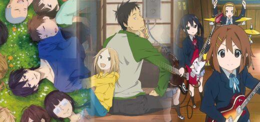 Best-Iyashikei-Anime